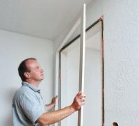 beltéri ajtó beépítése szegő illesztése