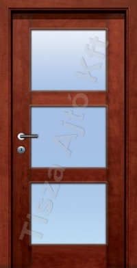 Üveges cpl beltéri ajtó