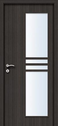 Torino 3 üveges cpl beltéri ajtó
