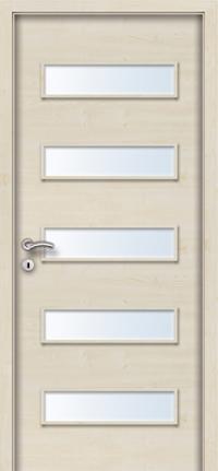 Athosz cpl üveges beltéri ajtó
