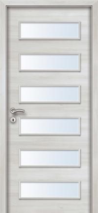 Hormuz üveges cpl beltéri ajtó