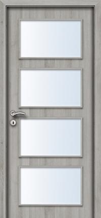 Medina üveges cpl beltéri ajtó