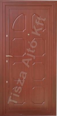 Acél tele mart biztonsági bejárati ajtó