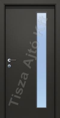 üvegezett pácolt beltéri ajtók