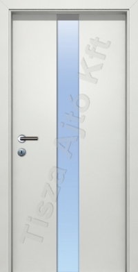 edzett üveges pácolt furnér beltéri ajtók