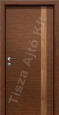 kétszínű intarziás furnér beltéri ajtók