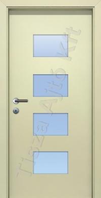 síküveges pácolt furnér beltéri ajtók