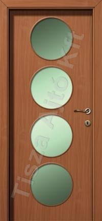 vákuumfóliás beltéri ajtó
