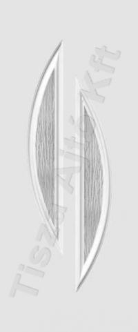 Ausback fehérfatörzs ajtó