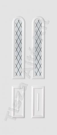 Basel DS 4P ajtó