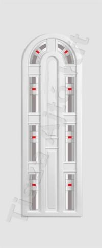 Bonn DS 34P bejárati ajtó