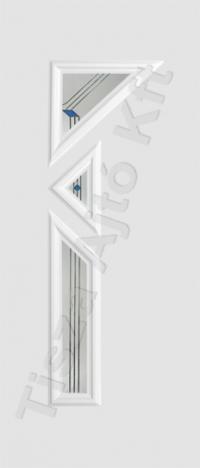 Dusseldorf DS 46P bejárati ajtó