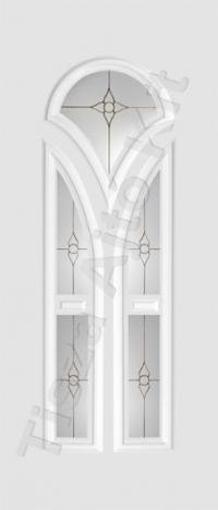 Frankfurt DS 75 bejárati ajtó