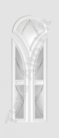 Frankfurt DS 77 bejárati ajtó