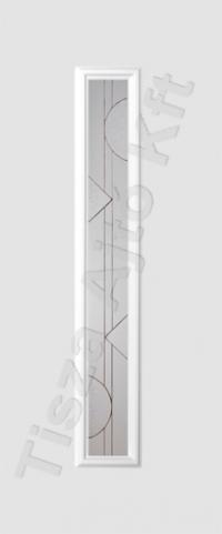 Ulm DS 80 ajtó panel