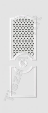 Würzburg DS 4P ajtó panel