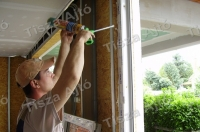 műanyag ablak beépítése 4