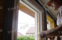 műanyag ablak beépítése 2