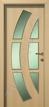 Laminált mdf ajtó 31-es mintával vákuumfóliázva