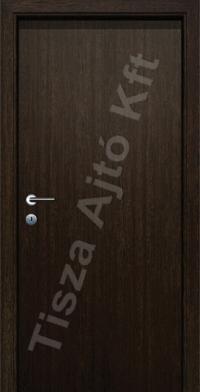 Wenge tele dekor beltéri ajtó