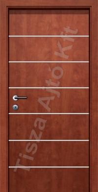 Alu 4 alucsíkos dekor beltéri ajtó