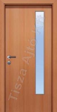 A standard üveges dekor beltéri ajtó