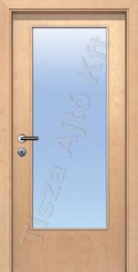 B standard üveges dekor beltéri ajtó