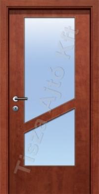 I standard üveges dekor beltéri ajtó