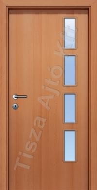 J standard üveges dekor beltéri ajtó