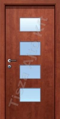 F10 üveges dekor beltéri ajtó
