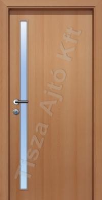 F21 üveges dekor beltéri ajtó