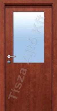 Ü2 üveges dekor beltéri ajtó