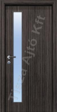 Ü4-3 üveges dekor beltéri ajtó