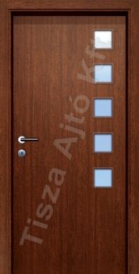 F8 üveges dekor beltéri ajtó