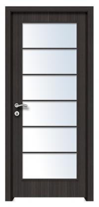 Mekka 6 beltéri ajtó minta csokibükk felülettel