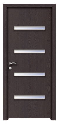 Milétosz 4 beltéri ajtó minta