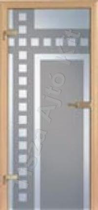 Ü11 edzett üveges beltéri ajtó