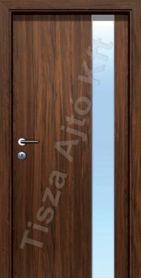 L03A edzett üveges beltéri ajtó