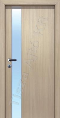 L03C edzett üveges beltéri ajtó