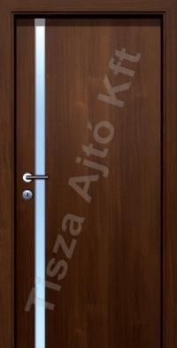 L04C edzett üveges beltéri ajtó