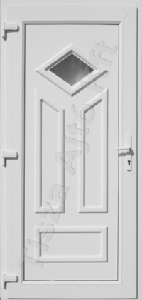 Léna 1 üveges ajtó