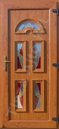 Temze 5 üveges aranyt. ajtó