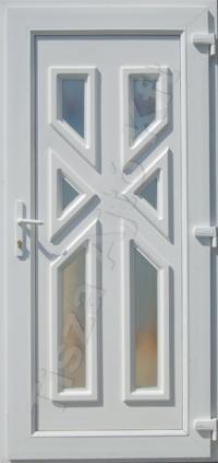 Drina 6 üveges ajtó