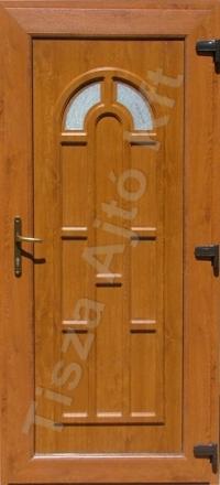 Boszporusz 2 üveges aranyt. ajtó