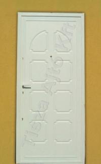 01-es ajtó fehér színben, Debrecen