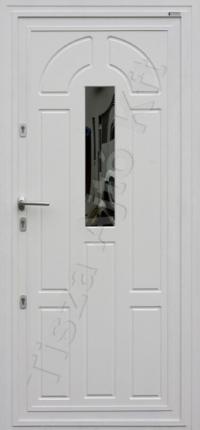 12-es ajtó fehér színben