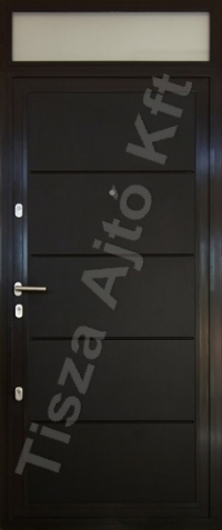 44-es ajtó felülvilágítóval