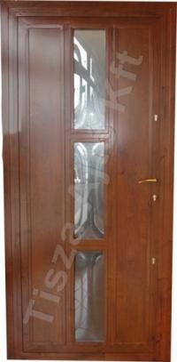50-es ajtó üveges kivitel
