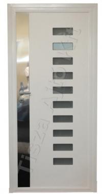 56-os ajtó fehér színű