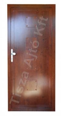61-es ajtó mart felülettel